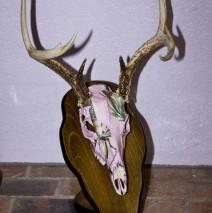 Pink Camo European Mount